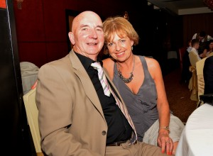 Tim & Eileen Kelly at the Borris Golf Club Dinner Dance in The Lord Bagenal.